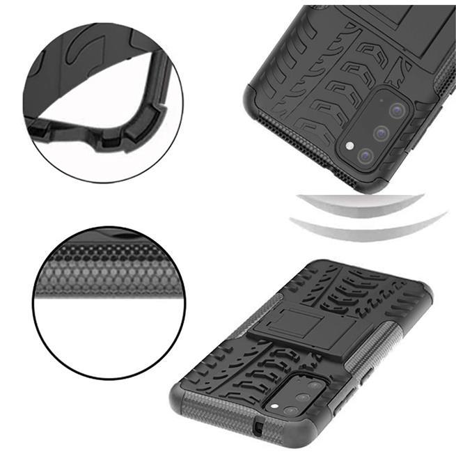 Outdoor Hülle für Samsung Galaxy S20 Case Hybrid Armor Cover robuste Schutzhülle