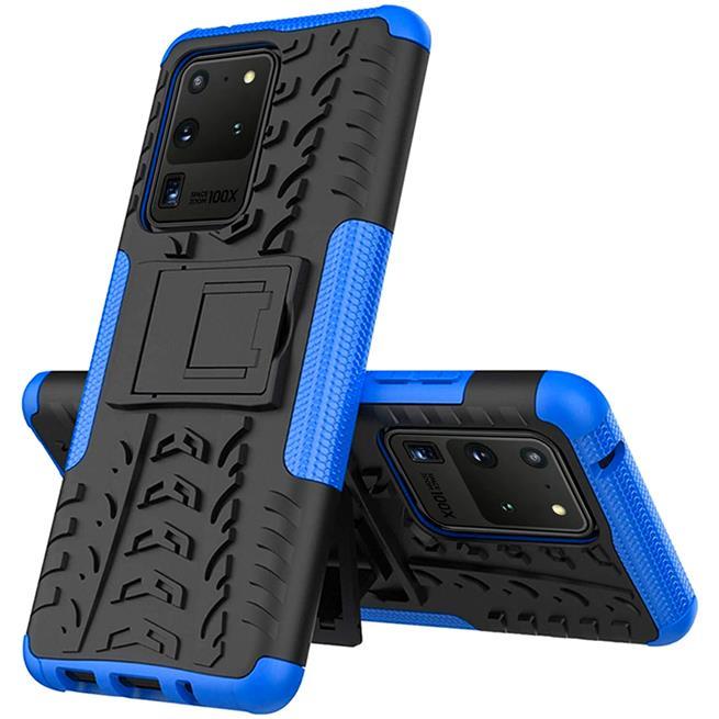 Outdoor Hülle für Samsung Galaxy S20 Ultra Case Hybrid Armor Cover robuste Schutzhülle