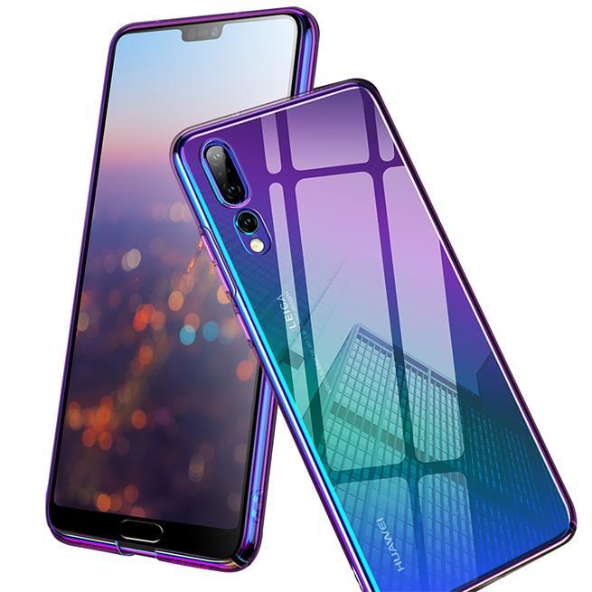Farbwechsel Hülle für Huawei Mate 10 Pro Handy Case Slim Cover