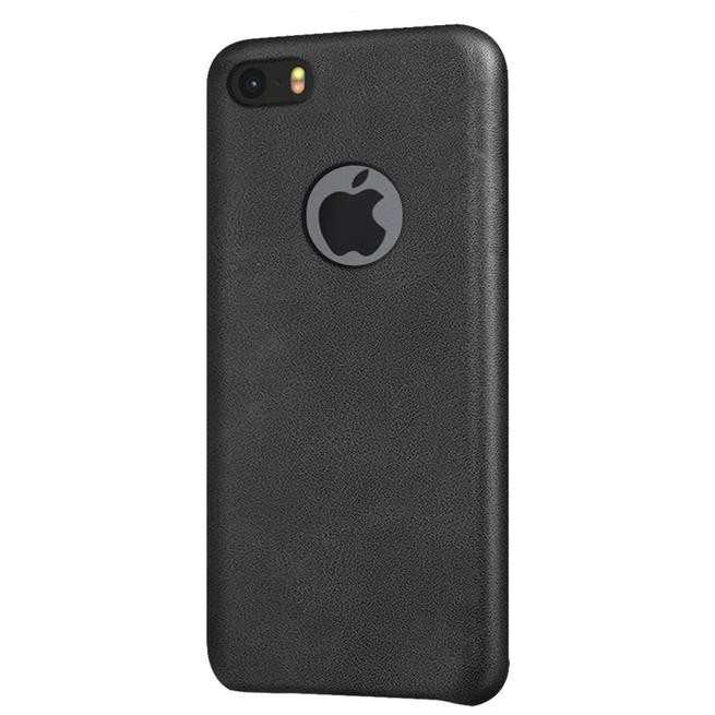 Handyhülle für Apple iPhone 5 / 5S / SE Backcover Kunstleder Case