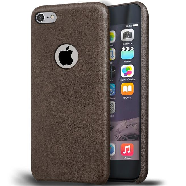 Handyhülle für Apple iPhone 6 / 6S Backcover Kunstleder Case