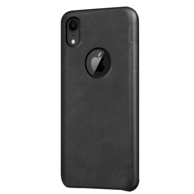 Handyhülle für Apple iPhone XR Backcover Kunstleder Case