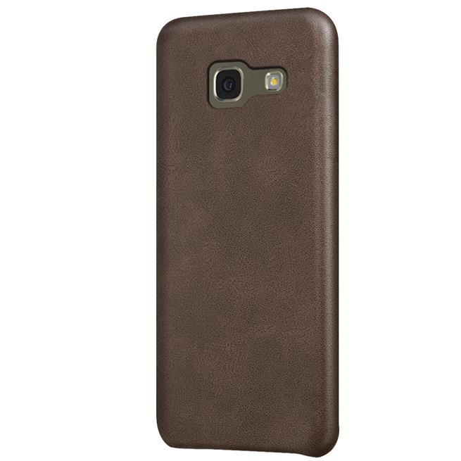 Unibody Case für Samsung Galaxy A5 2017 Handy Hülle Tasche mit PU Leder Backcover