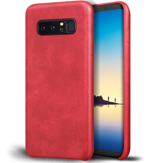 Handyhülle für Samsung Galaxy Note 8 Backcover Kunstleder Case