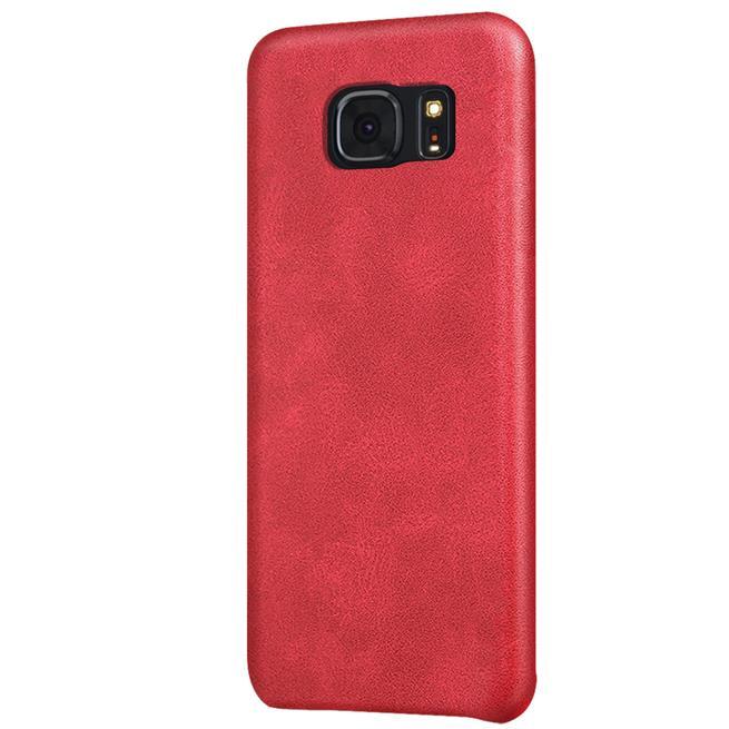 Unibody Case für Samsung Galaxy S7 Handy Hülle Tasche mit PU Leder Backcover