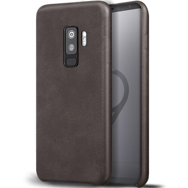 Handyhülle für Samsung Galaxy S9 Plus Backcover Kunstleder Case