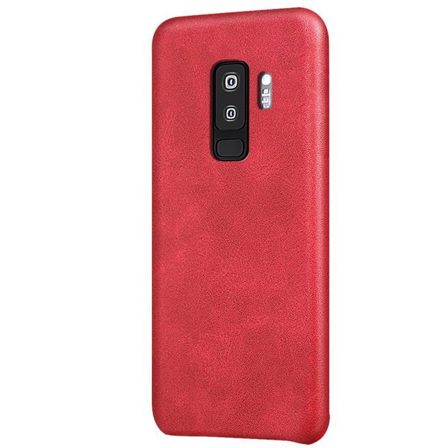 Handyhülle für Samsung Galaxy S9 Plus Backcover Kunstleder Case