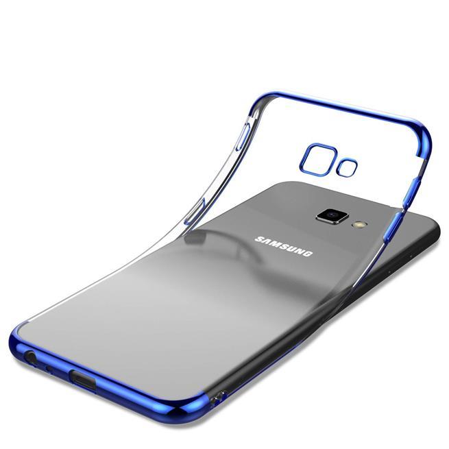 Transparente Silikonhülle für Samsung Galaxy J7 2017 Handy Schutz Case