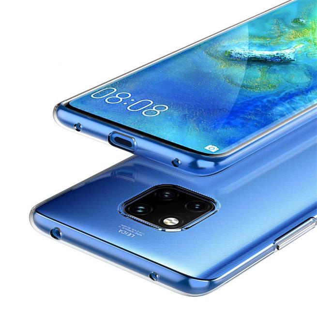 Transparente Schutzhülle für Huawei Mate 20 Pro Backcover Ultra-Clear