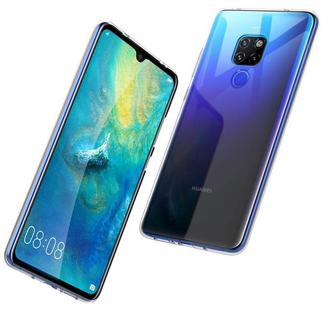 Transparente Schutzhülle für Huawei Mate 20 Backcover Ultra-Clear Case