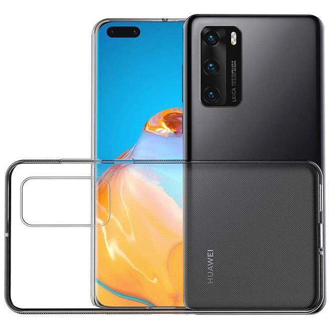 Schutzhülle für Huawei P40 Hülle Transparent Slim Cover Clear Case