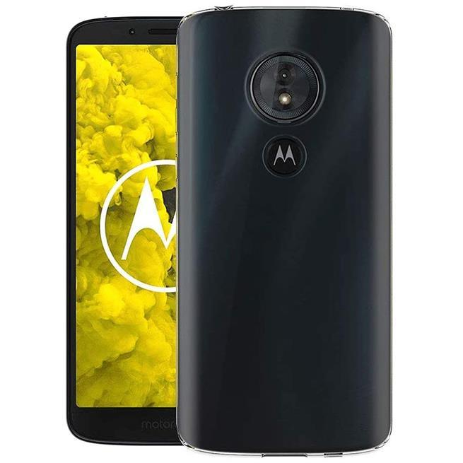 Schutzhülle für Motorola Moto G6 Hülle Transparent Slim Cover Clear Case