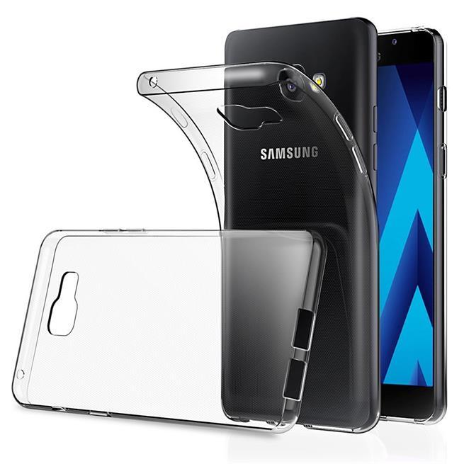 Transparente Schutzhülle für Samsung Galaxy A3 2017 Backcover Hülle