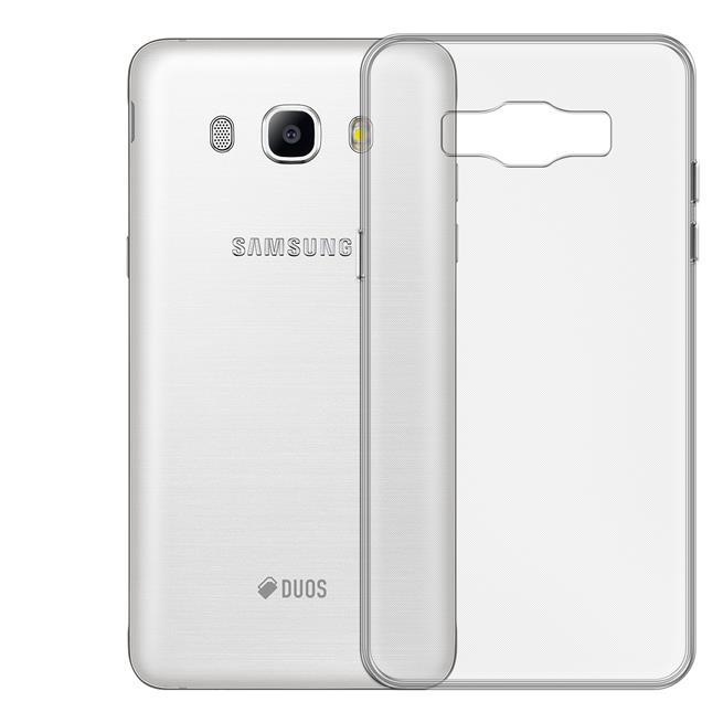 Transparente Schutzhülle für Samsung Galaxy J5 2016 Backcover Hülle