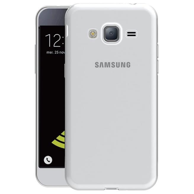 Schutzhülle für Samsung Galaxy J5 2016 Hülle Transparent Slim Cover Clear Case
