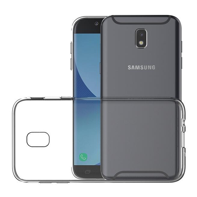Transparente Schutzhülle für Samsung Galaxy J5 2017 Backcover Hülle