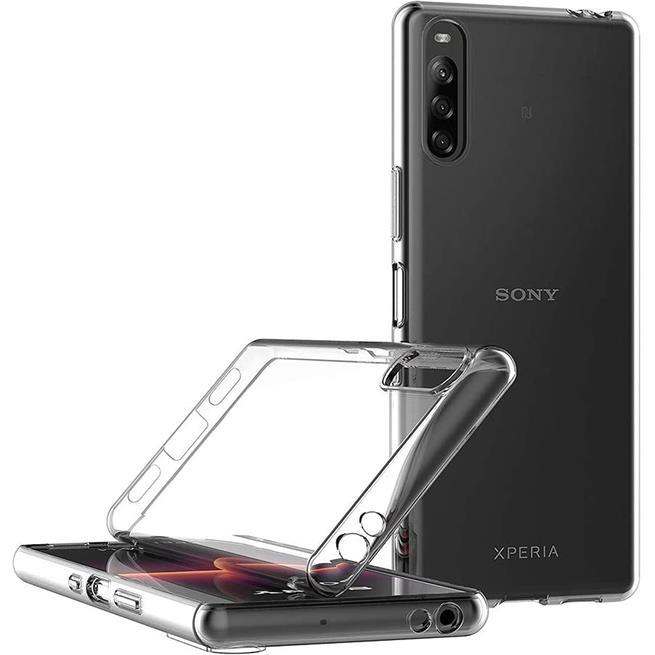 Schutzhülle für Sony Xperia L4 Hülle Transparent Slim Cover Clear Case