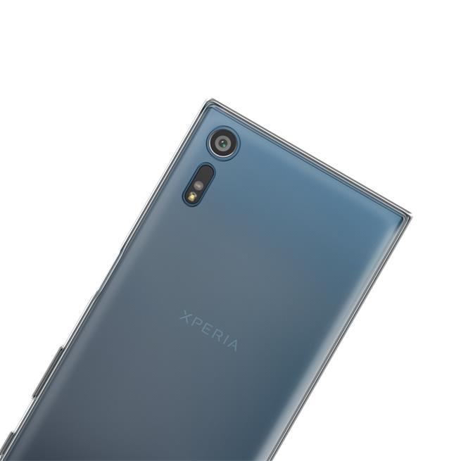Transparente Schutzhülle für Sony Xperia XZ Backcover Ultra-Clear Case