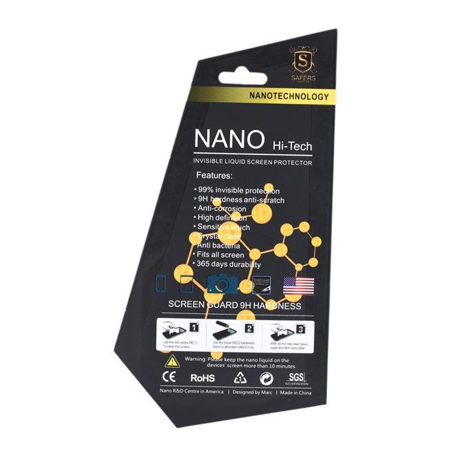 Flüssiger Displayschutz Liquid Nano Beschichtung Panzerfolie Schicht für sämtliche Displays