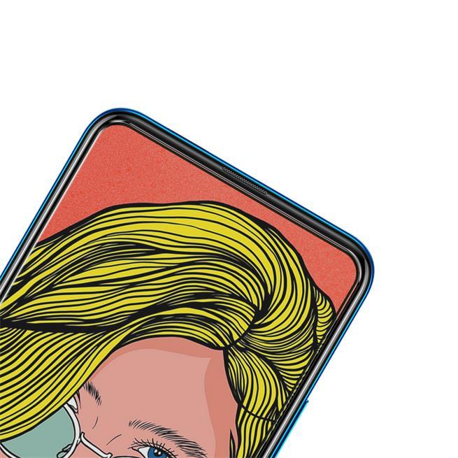 Panzerglas für Huawei P Smart Pro Glas Folie Displayschutz Schutzfolie
