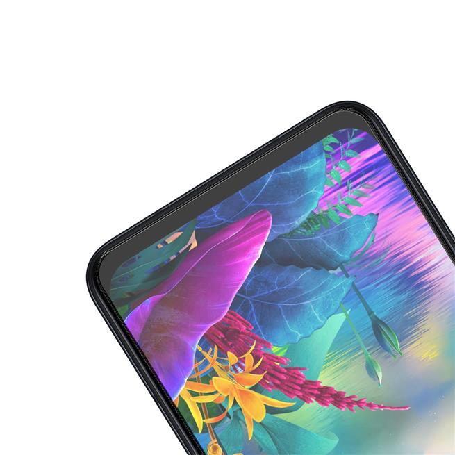 Panzerglas für LG G8X Glas Folie Displayschutz Schutzfolie