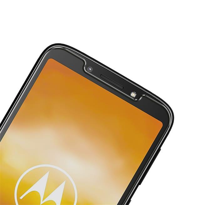 Glasfolie für Motorola Moto E5 Play Schutzfolie Panzer Scheibe Folie Display Schutzglas