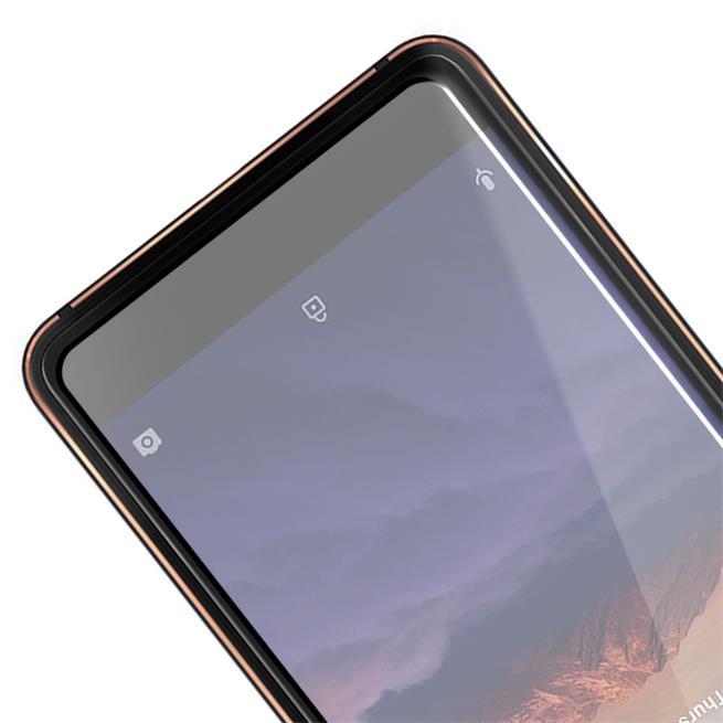 Panzer Glas Folie für Nokia 3.1 Handy Schutz Folie 9H Echtglas