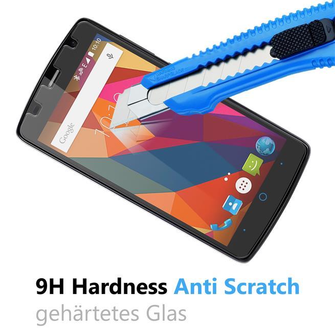 Panzerglas für ZTE Blade L5 Schutzfolie Glasfolie 9H Ultra Clear Glas Folie