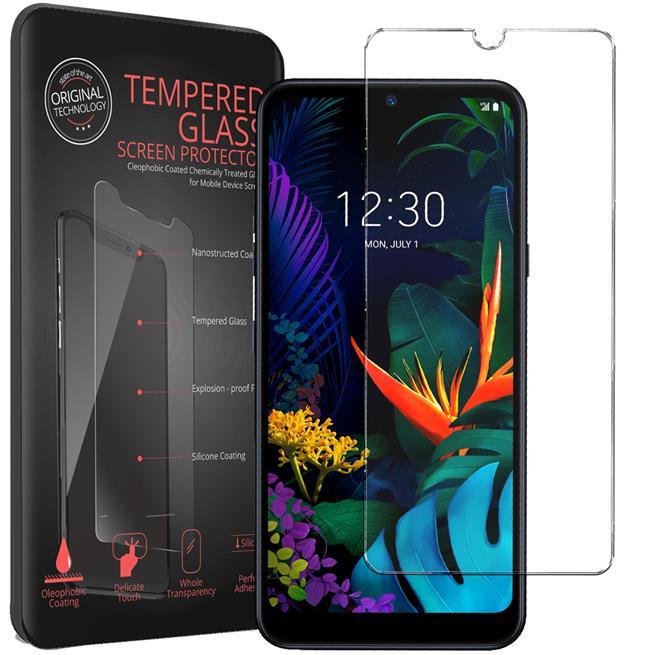 Panzerglas für LG K50s Glas Folie Displayschutz Schutzfolie