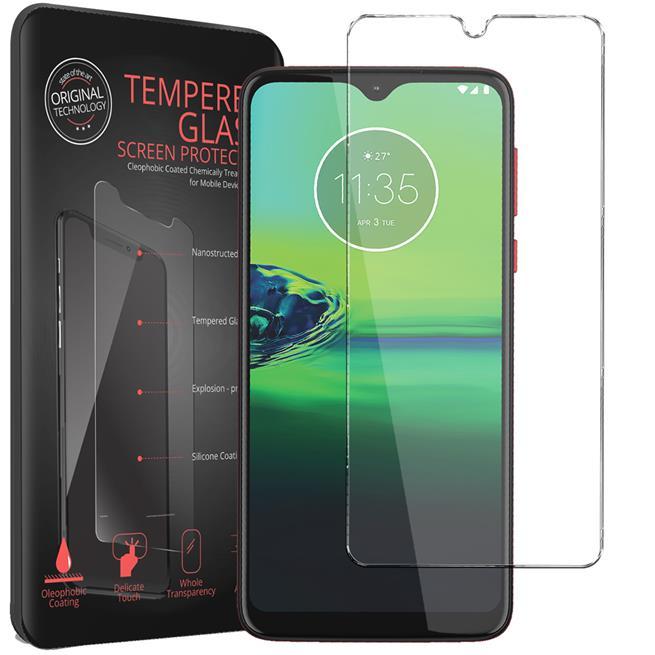 Panzerglas für Motorola Moto G8 Play Glas Folie Displayschutz Schutzfolie