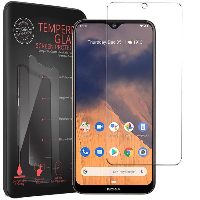 Panzerglas für Nokia 2.3 Glas Folie Displayschutz Schutzfolie