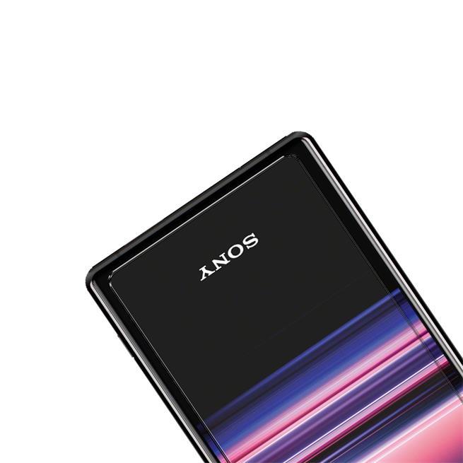 Panzerglas für Sony Xperia 5 Glas Folie Displayschutz Schutzfolie