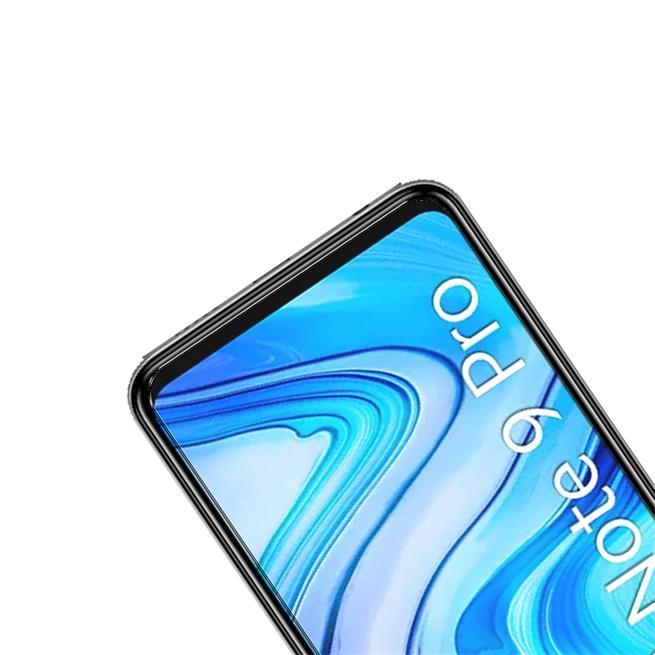 Panzerglas für Xiaomi Redmi Note 9 Pro / 9S Glas Folie Displayschutz Schutzfolie
