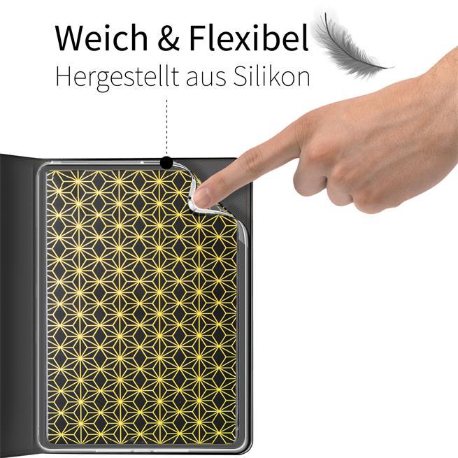 Klapphülle für Samsung Galaxy Tab S6 Lite 10.4 Hülle Tasche Flip Cover Case Schutzhülle