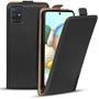 Flipcase für Samsung Galaxy A51 Hülle Klapphülle Cover klassische Handy Schutzhülle