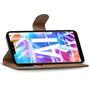Basic Bookcase Hülle für Huawei Mate 20 Lite Tasche mit Kartenfächern
