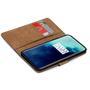 Basic Handyhülle für OnePlus 7T Pro Hülle Book Case klappbare Schutzhülle