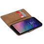 Basic Bookcase Hülle für Samsung Galaxy A6 Plus klappbare Schutzhülle