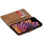 Basic Bookcase Hülle für Samsung Galaxy XCover Pro Case klappbare Schutzhülle