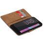 Basic Bookcase Hülle für Sony Xperia E5 Case klappbare Schutzhülle
