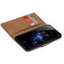 Basic Bookcase Hülle für Sony Xperia XZ3 Schutzhülle mit Kartenfächern