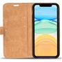 Retro Wallet Tasche für Apple iPhone 11 Hülle Business Flip Case