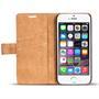 Retro Hülle für Apple iPhone 6 Plus / 6S Plus aufstellbares Schutzcase