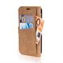Retro Klapptasche für Samsung Galaxy A9 2018 aufstellbares Book Wallet