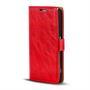 Retro Klapptasche für Sony Xperia XZ2 Schutzhülle mit Kartenfächern