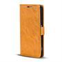 Retro Klapptasche für Sony Xperia Z1 Schutzhülle mit Kartenfächern