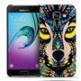 Azteken Design Hard Case für Samsung Galaxy A3 2016 A310 Hülle - Schutzhülle mit Waterprint Muster