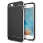 Hybrid Cover für Apple iPhone 6 / 6S zweiteiliges Backcover Handy Case