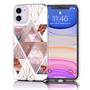 Motiv TPU Cover für Apple iPhone 11 Hülle Silikon Case mit Muster Handy Schutzhülle