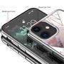 Motiv TPU Cover für Apple iPhone 7 / 8 / SE 2 Hülle Silikon Case mit Muster Handy Schutzhülle